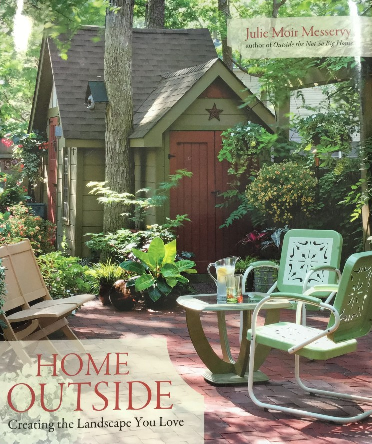 Home Outside book cover