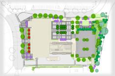 MITRE4 site plan